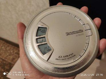 mp3 samsung yp u7 в Кыргызстан: Продаю cd mp3 плеер panasonic читает мп3 диски цена 900 сом made in