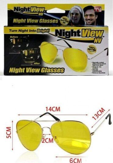 �Hit CENA 1150 dinara���Naočare za noćnu vožnju��Stilske naočare