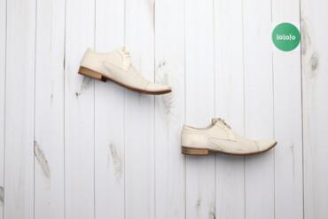 Чоловічі туфлі з перфорацією Welfare, р. 42    Довжина підошви: 32 см