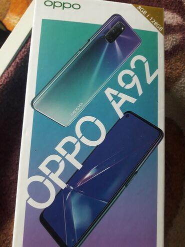 oppo телефон в Кыргызстан: Продам телефон Oppo a92 все есть почти новый пользовалась сама в