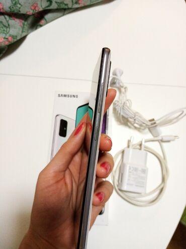 Prodajem poslovni telefon, samsung a51 od 128 gb, vrlo malo korišćen
