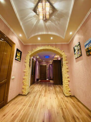 Продажа квартир - 4 комнаты - Бишкек: Продается квартира: Элитка, Магистраль, 4 комнаты, 160 кв. м