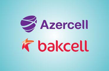 Azercell Bakcell Paket nömrə(050) /(055) 552-87-67. Qiymətə görə bezdi
