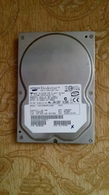 bmw 3 серия 325ti mt - Azərbaycan: Sert disk 82.3 gb