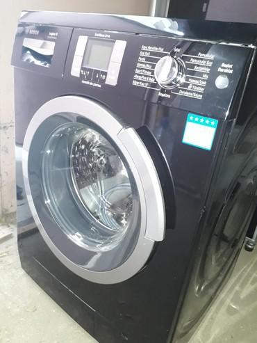 Bakı şəhərində Öndən Avtomat Washing Machine Bosch 9 kq.