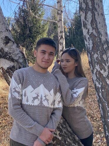 белое платье в пол в Кыргызстан: Крутые зимние свитера и водолазки Размеры 48-52Товар хорошего качества