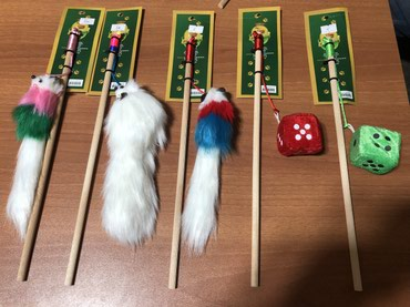 pisik-satisi - Azərbaycan: Pisik ucun oyuncaq