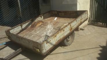 Прицепы - Бишкек: Прицеп автомабильный с усилитеный