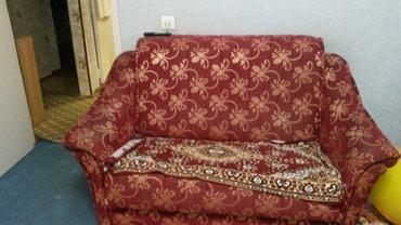 4 предмета:1 диван ( трехместный в Бишкек