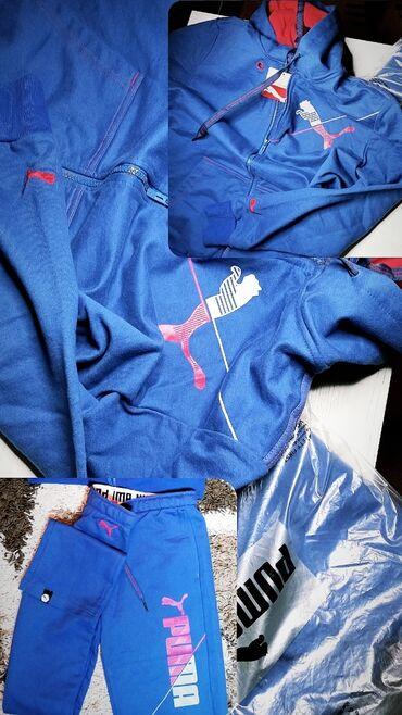 9776 объявлений: Оригинальный спортивный костюм PUMA. Был приобретен в два раза дороже