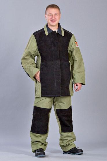 Другая мужская одежда в Бишкек: Костюм брезентовый со спилком 1,8Костюм – куртка и брюки. Куртка с