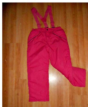 Pantalone ski obim - Srbija: Ski pantalone Waikiki vel. 9-10 dimenzije su sledeceobim struka max do