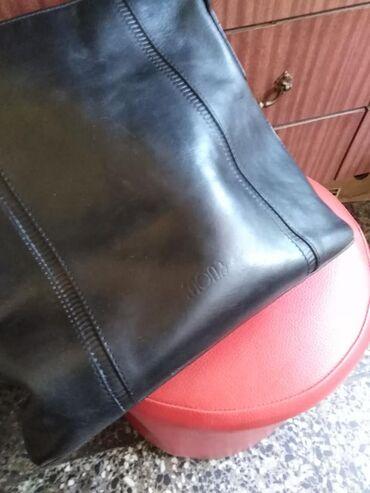 Kozna torba - Srbija: Kozna,zenska torba,za nosenje preko ramena,sa kracim