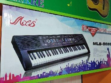 Pianino 5 oktava