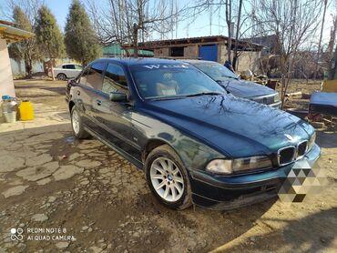 BMW - Зеленый - Бишкек: BMW 5 series GT 2.4 л. 1996 | 240 км