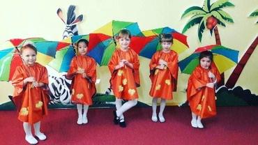 Танцы от 4 лет. Разные направления. 3 раза в неделю по 1 часу. в Бишкек