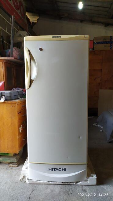 Б/у Однокамерный Белый холодильник Hitachi