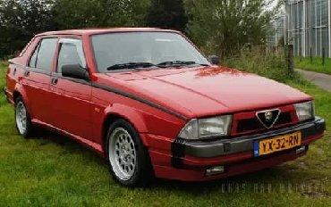 alfa romeo 147 1 6 mt в Кыргызстан: Alfa Romeo 75 1989