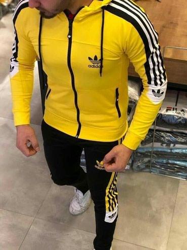 Nike muska trenerka žuta NOVO S M L XL XXL - Sopot