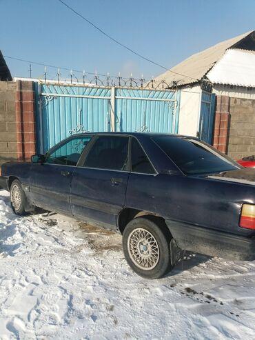 переходка в Кыргызстан: Audi 100 2.3 л. 1987 | 999 км
