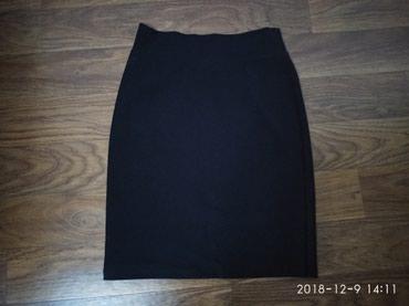 Школьная прямая юбка в Каракол