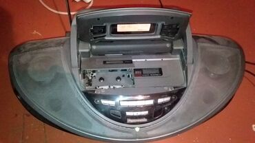 музыкальный центр panasonic в Азербайджан: Kobra Panasonic. Modeli RX-ED707. Bahalı modeldir. Pul lazım olduğu
