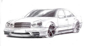 Mercedes-Benz W124 4.4 л. 2020 | 12345 км
