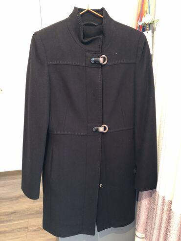 Турецкое кашемировое пальто фирмы KENT. Размер 42-44