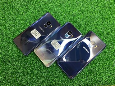 Б/у Samsung Galaxy S9 64 ГБ Синий
