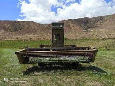 Транспорт - Темир: Сельхозтехника
