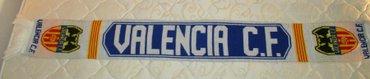 Šal FC Valencia, dobro očuvan, vuneni, za zimu prava stvar. Dužina - Belgrade