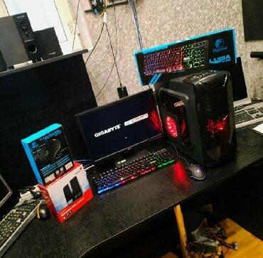 домашний бу компьютер в Кыргызстан: Компьютер для игр на высоких настройках.Игровой компьютер i5/gtx1060
