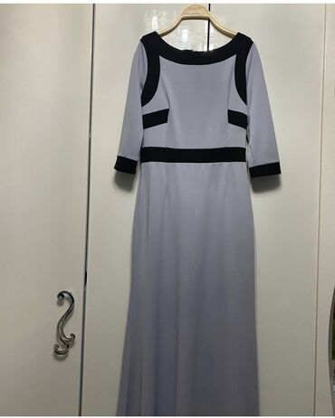 Вечернее платье, длина в пол
