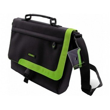 "Notebook bag 12"" canyon cnr-nb15g black/green - 760с. Notebook bag в Бишкек"