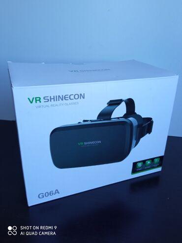 VR shinecon istənilən vr proqramlarına 1080p keyfiyyətində baxmaq olur
