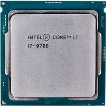 Prosessorlar - Azərbaycan: Intel® Core™ i7-9700 Processor12M Cache, up to 4.70 GHz# of Cores:8#