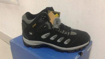 Мужские зимние ботинки Merrell обладают в Бишкек