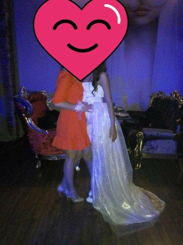 tel stacionarnyj в Кыргызстан: Продаю свое красивое платье на девичник, цена 1500 сом размер xs-s t