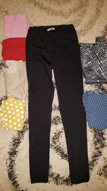 Dečija odeća i obuća - Loznica: Paket garderobe S velicina. sve sa slika 500 din, 2 haljine, 3