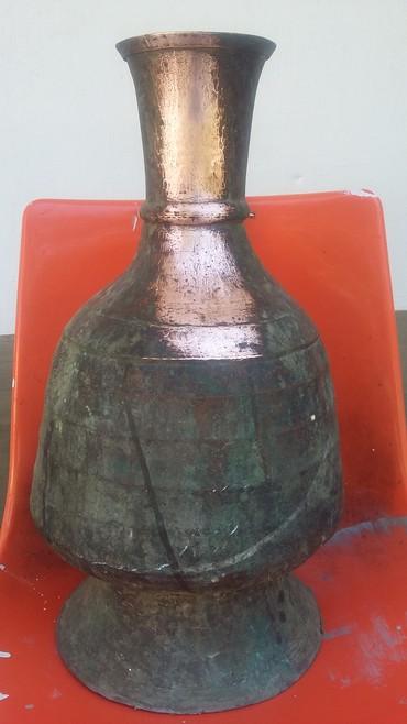 Ведра в Кыргызстан: Кувшин 10 литров, медный. Ручная работа. Раритет