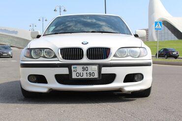 yaponka - Azərbaycan: BMW 3 series 2.2 l. 2002 | 219000 km