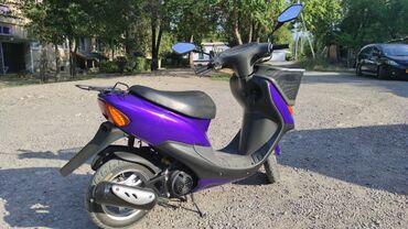 Honda - Кыргызстан: Продаю японский двухтактный скутер. Хонда дио цеста 49 кубиков, в
