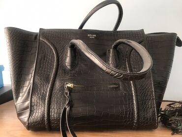 сумка для в Кыргызстан: Продаю, большую сумку Celine в отличном состоянии, шикарного качества