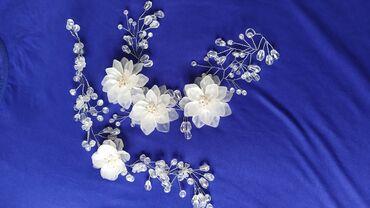 Свадебное украшение для волос (новый), отдам да 300 сом каждый