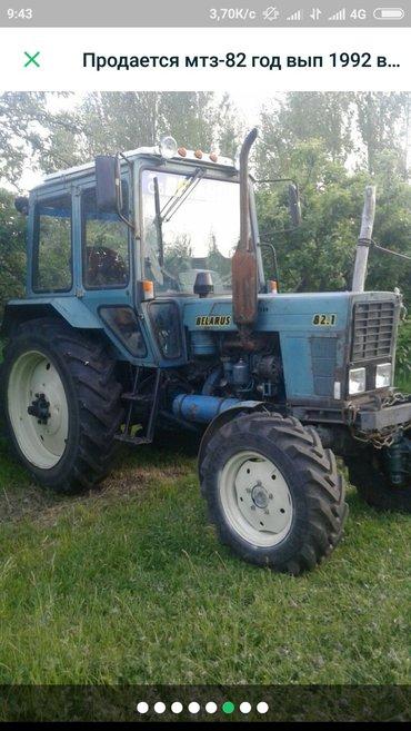 Куплю трактор   в Токтогул