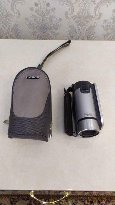 Видео камера Canon состояние новое, приобрели в Дубаи не пригодилась