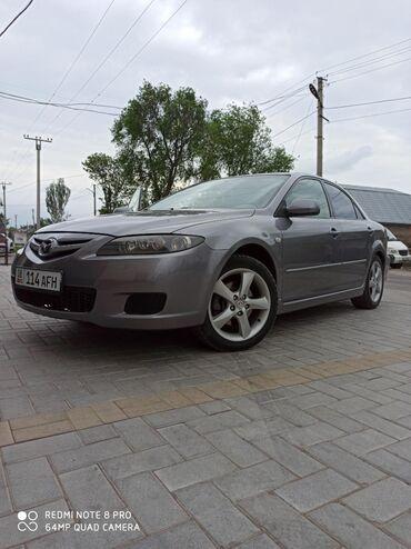 Mazda 6 2.3 л. 2008 | 200000 км