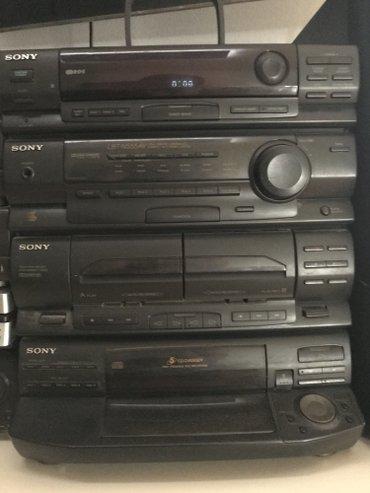 Sony hi-fi system 5. 1 surround system, 2 main-3 surround speakers, 2x σε Αθήνα