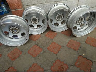 Продаю диски на Mercedes-Benz r16 . Лёгкие олюминивые диски не