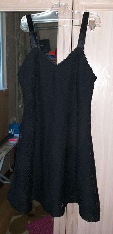 шикарное маленькое черное платье в Кыргызстан: Маленькое чёрное платье. красивое нежное внутри подклад . очень